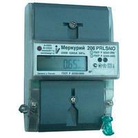 Счетчик электроэнергии Меркурий 206 PLNO однофазный многотарифный