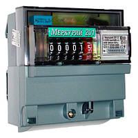 Счетчик электроэнергии Меркурий 201.5 однофазный однотарифный