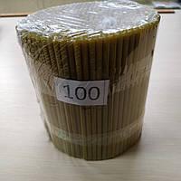 Свічки воскові церковні #100 (2 кг упаковка)