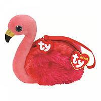 "TY Gear 95208 Фламинго ""Gilda"" кошелек"