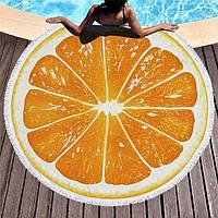 Пляжные круглые полотенца, селфи коврик