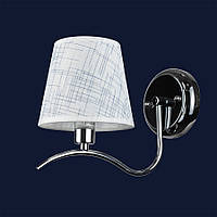Настенный светильник с абажуром 768VW16006-1 CR
