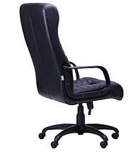 Кресло Атлантис Пластик Скаден черный, фото 3