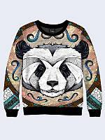 Свитшот Панда рисунок
