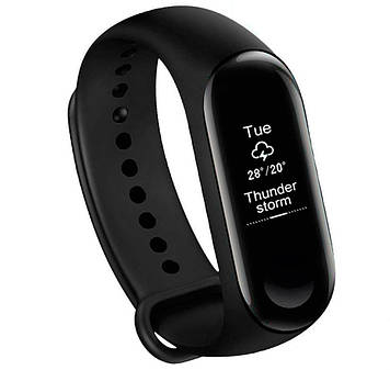 Фитнес браслет Xiaomi Mi Band 3 Black ORIGINAL