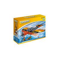 TWICKTO Конструктор Aviation # 2 аэроплан, истребитель, 46 деталей