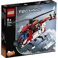 Конструктор LEGO TECHNIC Спасательный вертолет
