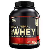 Optimum Nutrition Gold Standard 100% Whey 2,27 kg (Банановый крем)