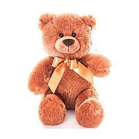 AURORA Мягкая игрушка Медведь коричневый 26см
