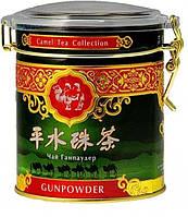 "Китайский зеленый чай ""GunPowder"" 140г ж/б"