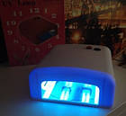 Лампа ультрафиолетоваяUV LAMP Gel Curing NEW-818для сушки гель-лака и геля36W, фото 6