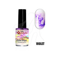 Акварель(кольорові фарби для розпису) фіолетовий 6 мл