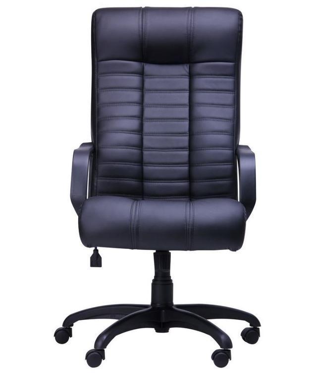 Кресло Атлантис Пластик Скаден черный (фото 3)