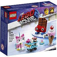 Конструктор LEGO MOVIE самые милые друзья Юникитти