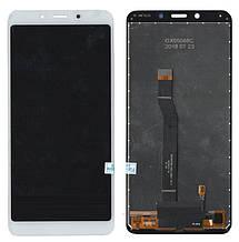 Дисплей Xiaomi Redmi 6, Redmi 6A + сенсор білий