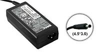 Блок питания для ноутбука Dell 19.5V, 3.34A, 65W, 4.5мм*3.0мм копия