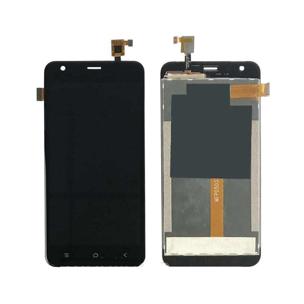 Дисплей Blackview A7, A7 Pro + сенсор чёрный