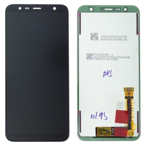Дисплей Samsung GH97-22582A J610, J415 Galaxy J6 + 2018 чёрный сервисный