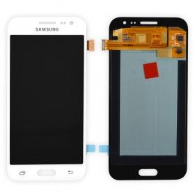 Дисплей Samsung J200F Galaxy J2, J200H TFT регулируемая подсветка + сенсор белый