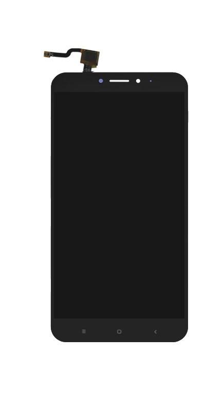 Дисплей Xiaomi Mi Max 2 + сенсор чёрный + рамка