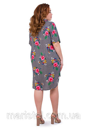 Женская рубашка 1828-1, фото 2