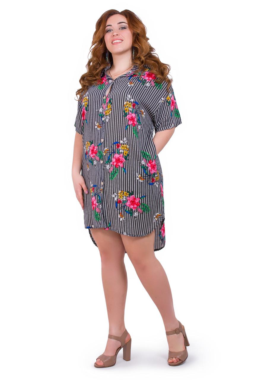Женская рубашка 1828-1