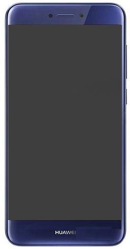 Дисплей Huawei P8 Lite (2017), Nova Lite (2016), GR3 (2017) + сенсор синий