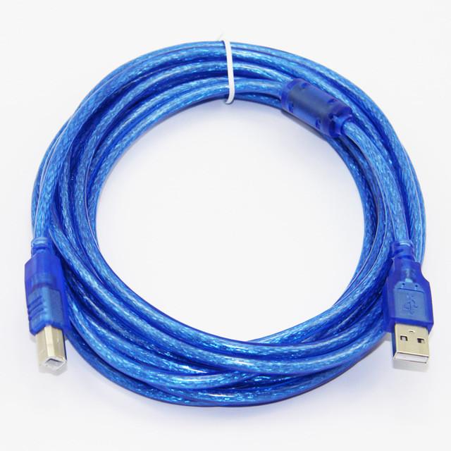 Кабель для принтера USB AM-BM 3м