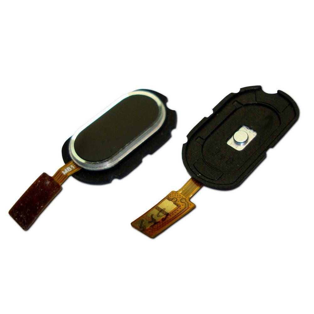Шлейф Meizu M2 Note с кнопкой Home, чёрный