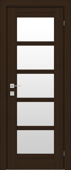 Двери Fresca FERRARI . Полотно+коробка+1к наличников, срощенный брус сосны, эко-шпон