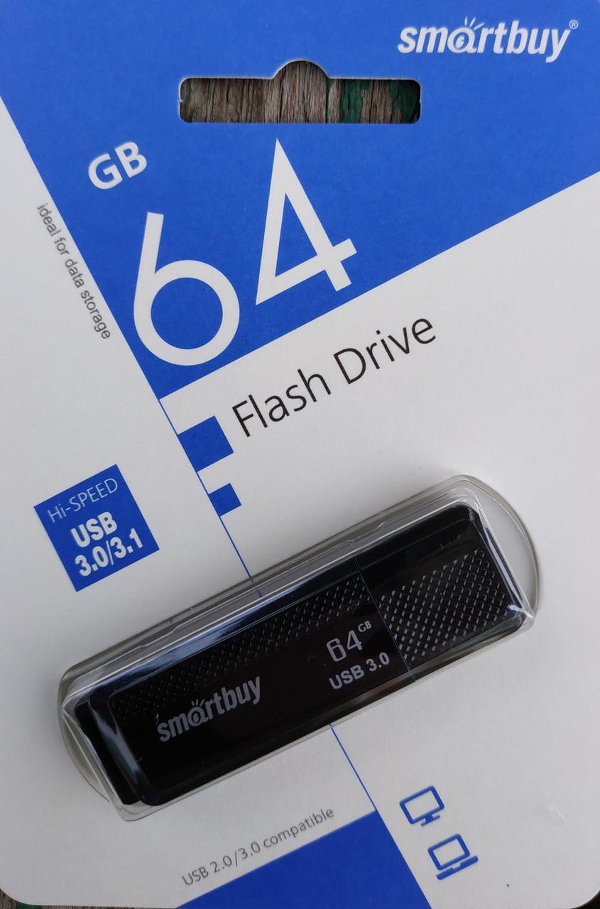 Флеш накопитель Smartbuy 64 гб Dock USB 3.0