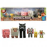 Набор фигурок животные Майнкрафт Minecraft Animal Toy/, фото 1