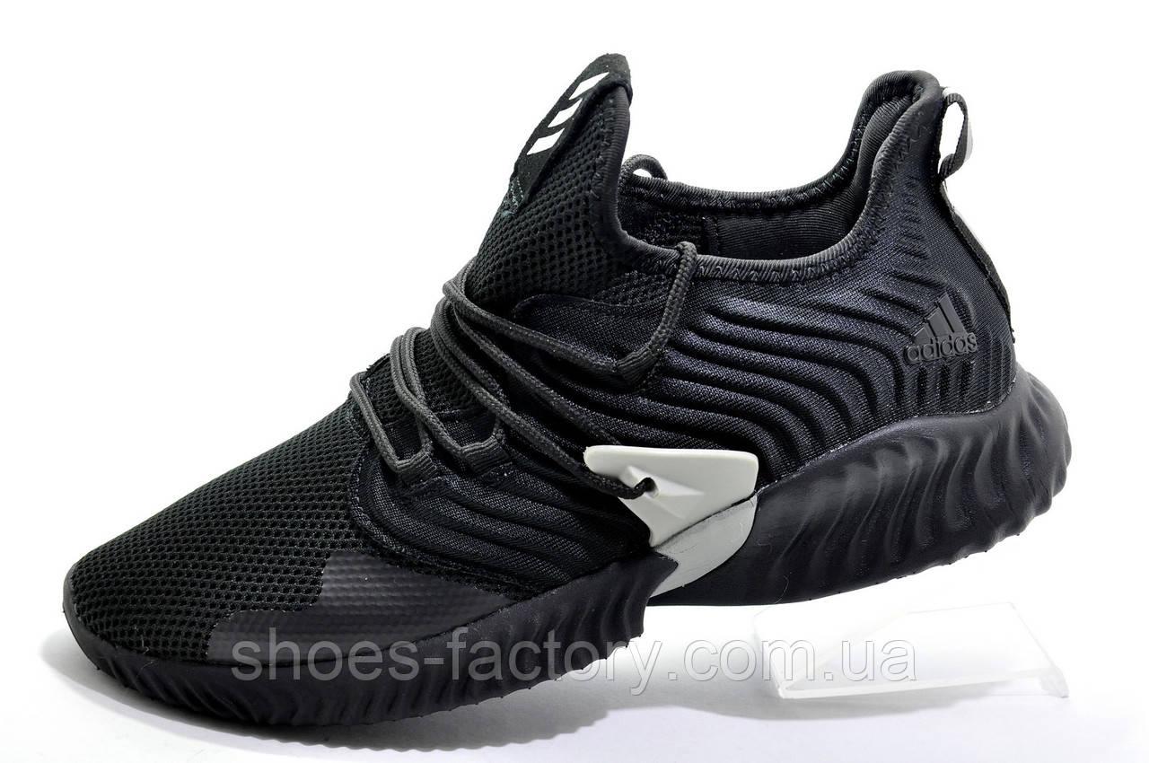 Летние кроссовки в стиле Adidas AlphaBounce Instinct Clima, Black