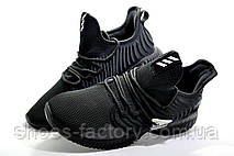 Летние кроссовки в стиле Adidas AlphaBounce Instinct Clima, Black, фото 3