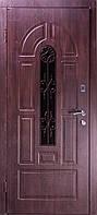 """Двери """"Портала"""" ЭЛЕГАНТ + ковка, модель 4"""