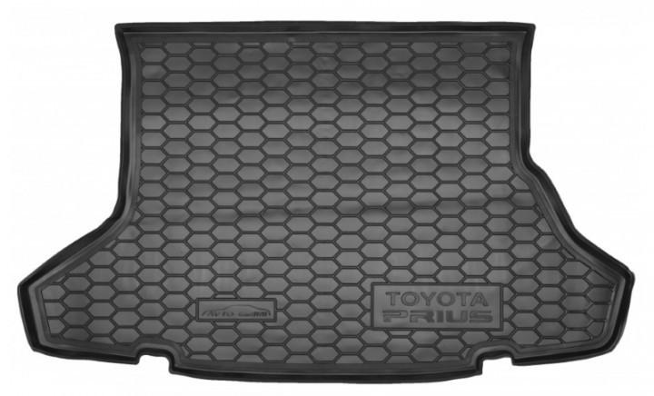 Коврик в багажник для Toyota Prius (2010>) полиуретан AG 111599 Avto-Gumm