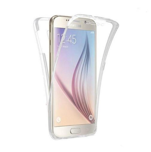 Двухсторонний защитный чехол Samsung Galaxy J5 Prime G570F, фото 1