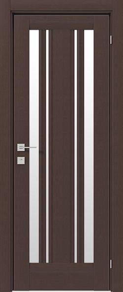 Двери Fresca MIKELA . Полотно+коробка+2к наличников+добор 77мм, срощенный брус сосны, эко-шпон