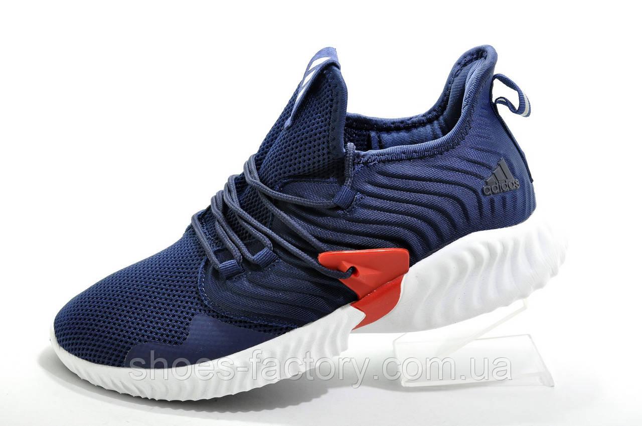 Мужские кроссовки в стиле Adidas AlphaBounce Instinct Clima, Синие