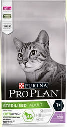 Корм ProPlan Sterilised Adult Turkey Про план Едалт для стерілізованих кішок з індичкою 400 г