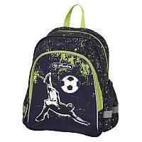 Рюкзак детский Herlitz Kids Kick It Футбол 50020706