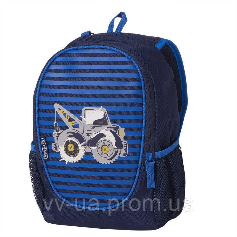 Рюкзак детский Herlitz ROOKIE Truck Трактор 50020737