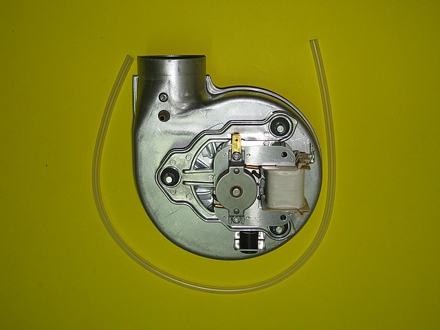 Вентилятор 24 кВт  39817550 Ferroli Domiproject, Domicompact, FerEasy, FerellaZip New, Domitech, Divatech