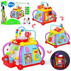 Детская Игра развивающая Мультибокс 806 Hola / игровой центр Хола - 15 функций (806), фото 3