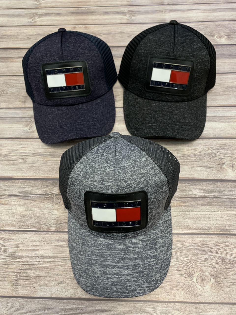 Подростковая кепка с сеткой для мальчика Tommy Hilfiger р.57-59