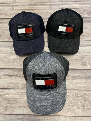 Подростковая кепка с сеткой для мальчика Tommy Hilfiger р.57-59, фото 2