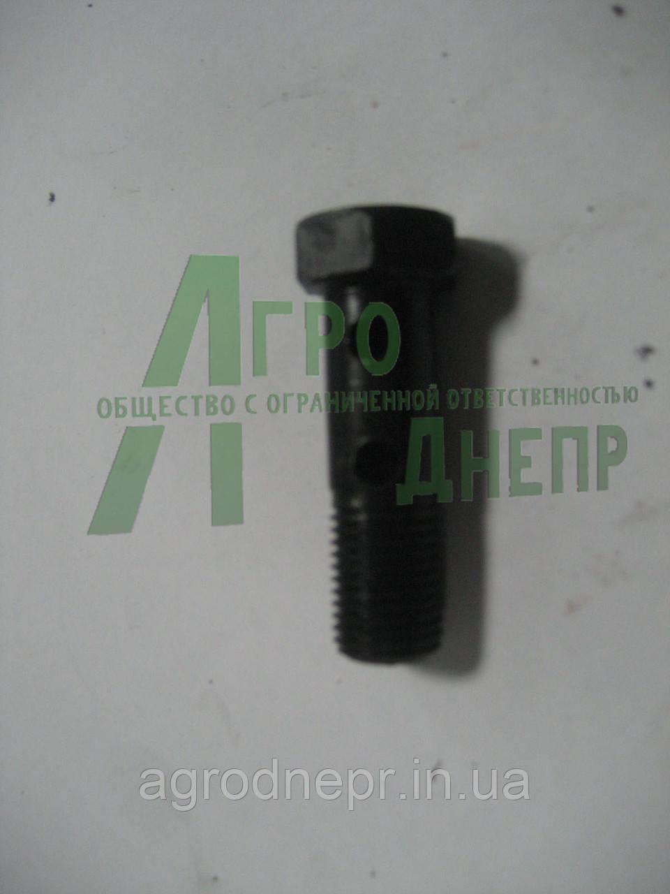 Болт топливный Ф14 (2 отверстия) Д18-051-1
