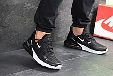 Мужские летние кроссовки Nike Air Max 270,черно-белые 42р, фото 3