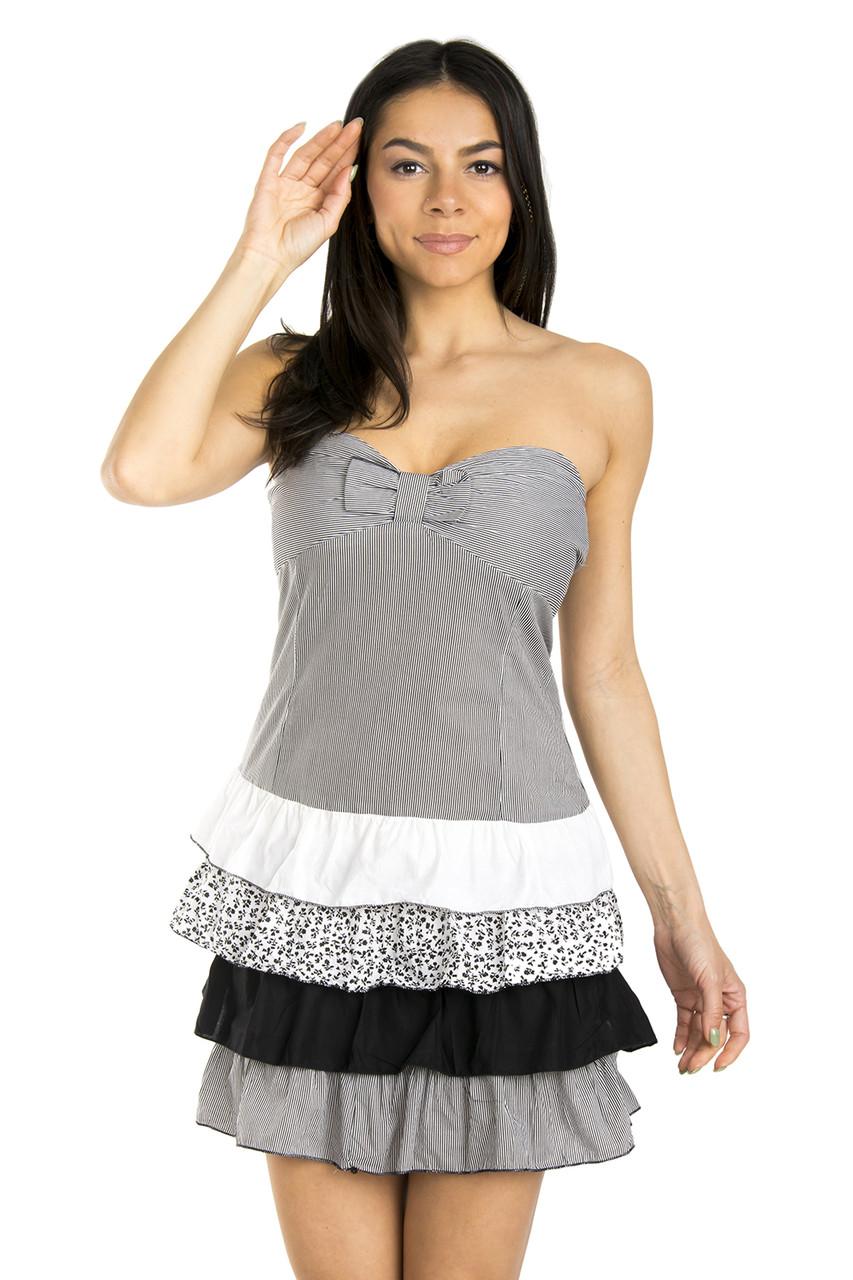 Стильное женское платье 46-52 (в расцветках)