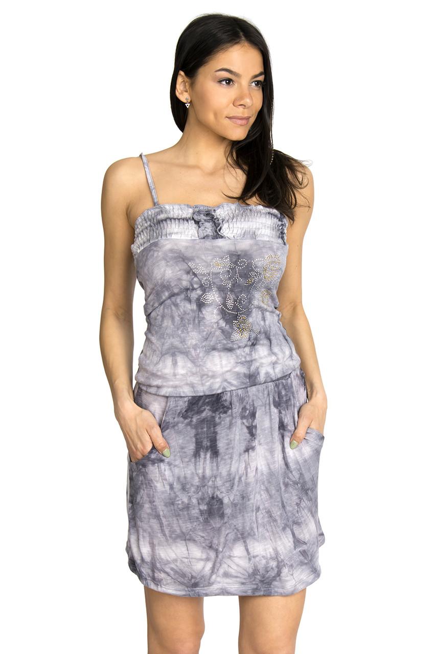 Красивое летнее платье 42-44